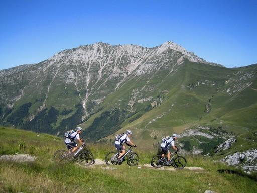 Itinerari Val Brembana - Val Vedra