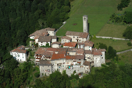 Punti d'interesse Val Brembana -  Borgo Cornello