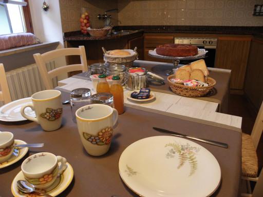 Strutture ricreative Val Brembana-colazione