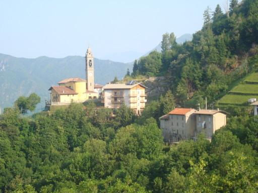 Punti d'interesse Val Brembana-paessaggio Parrocchiale Sant'Erasmo V. e M