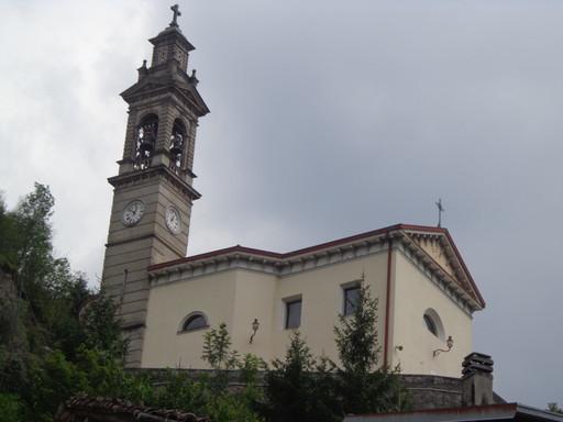 Punti d'interesse Val Brembana-immagine Parrocchiale di Santa Lucia