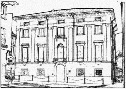 Punti d'interesse Val Brembana-immagine Palazzo Rimani