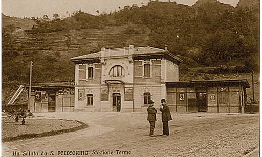 Punti d'interesse Val Brembana-vista Stazione piazza Granelli