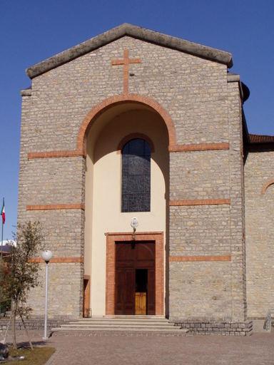 Punti d'interesse Val Brembana -  Chiesa Laxolo