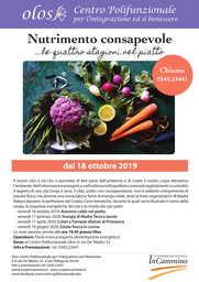 Eventi Val Brembana - Nutrirsi consapevolmente