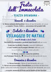 Eventi Val Brembana - Festa immacolata