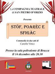 Eventi Val Brembana - Teatro S. Pietro D'orzio
