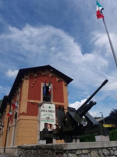 Apertura Museo del Soldato