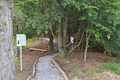 Percorso sensoriale e Parco degli animali