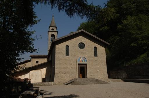 The Sanctuary of Madonna del Perello